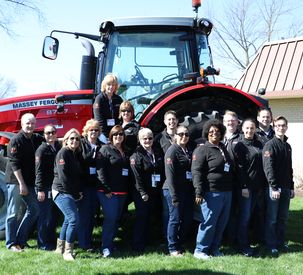 AGCO Parts Connects with Local Community