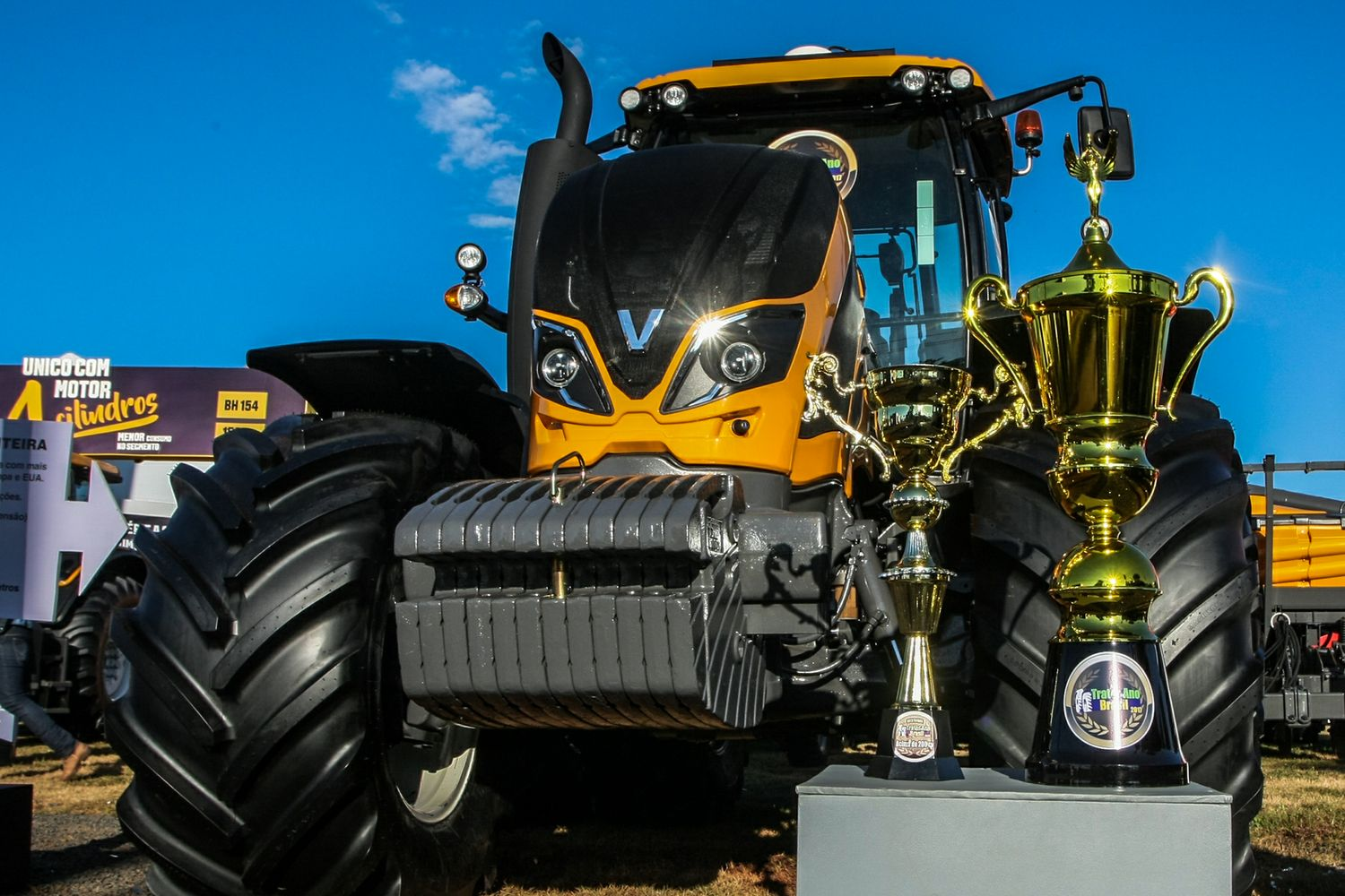 agco u0026 39 s success at agrishow 2017