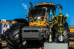 AGCO's Success at Agrishow 2017