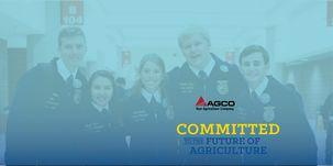 AGCO supports FFA