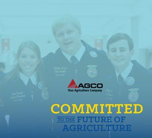 Local Chapter Grants, Collegiate FFA Scholarships Illustrate AGCO Commitment to Future of Agriculture