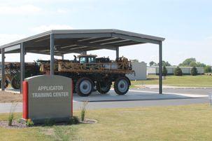 Applicator Training Center