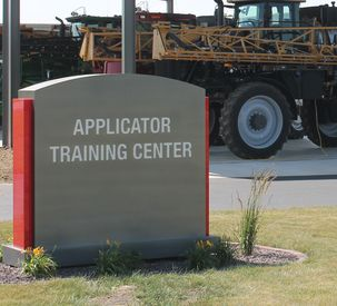 Applicator Training Center