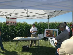 AGCO Crop Tour 2017 (Gridley, Ill.)