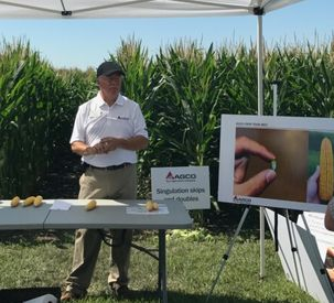 AGCO Crop Tour Demonstrates High-Speed Tillage and Planting Systems