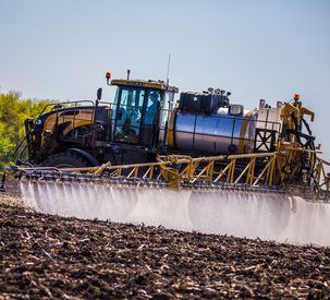 New RoGator C Series Row Crop Applicator from AGCO is the Solution for  Today's Herbicide Application Challenges