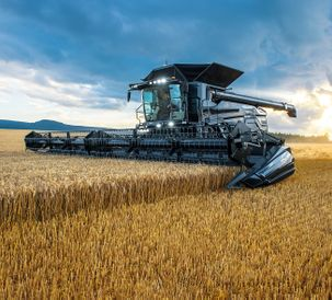 AGCO IDEAL: The Next Generation of Axial Combines