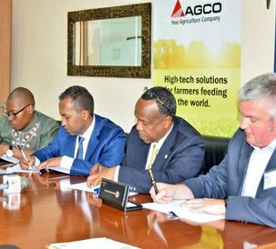AGCO partnership