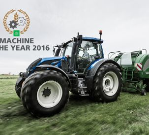 Valtra wins ´Machine of the Year 2016´ award at Agritechnica