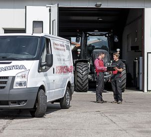 It pays to have your Valtra serviced at an authorised dealer