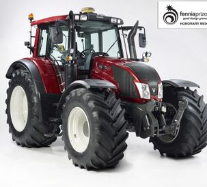 Honorary Mention for Valtra at Fennia Prize Design Competition
