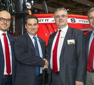 Massey Ferguson appoints new distributor in Greece