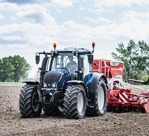 Valtra Switches to 100-percent Renewable Fuel