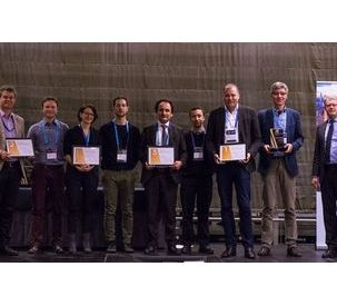 Field robot wins the second prize at the euRobotics Awards 2018