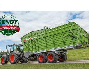 Mid-size professional solutions: The new loader wagons Fendt Tigo MS, MR and MR Profi