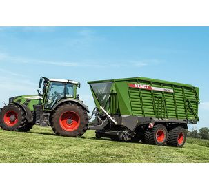 Professional solutions, now even better: The new features of the Fendt Tigo PR and XR combined machines