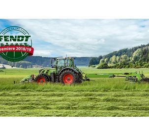 Harvest your success: The new Fendt forage harvesting solution