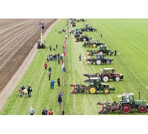 Fendt at the 65th World Ploughing Championship 2018