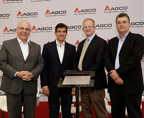 AGCO INAUGURATES SPRAYER PRODUCTION LINE IN RIBEIRÃO PRETO UNIT (SP)