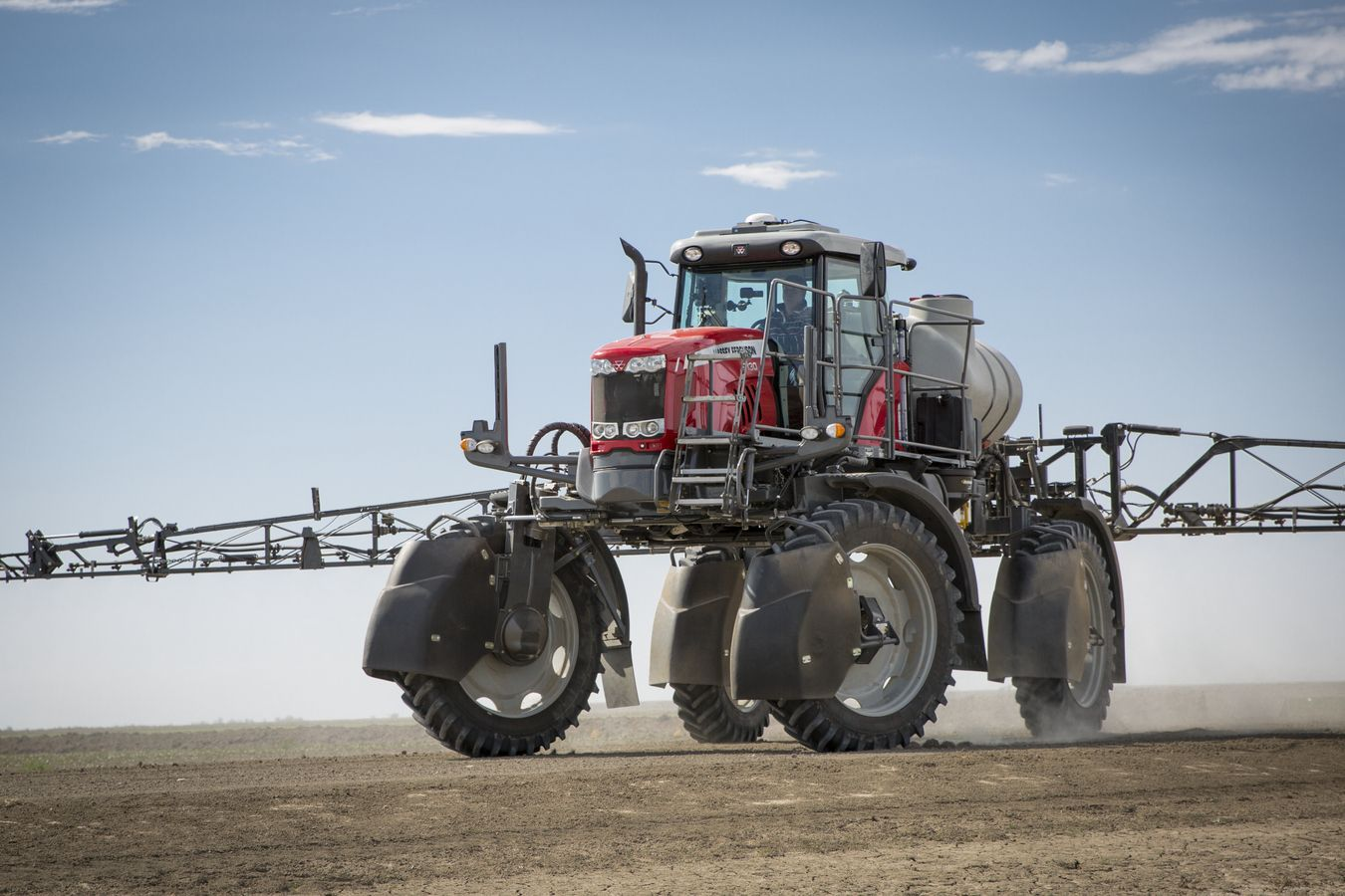 Massey Ferguson's new MF 9130 Plus self-propelled sprayer offers value and performance