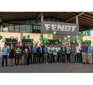 Fendt trainees celebrate their graduation