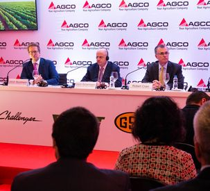 """Agribusiness will boost the recovery of the Brazilian economy in 2019"", says AGCO's global CEO"