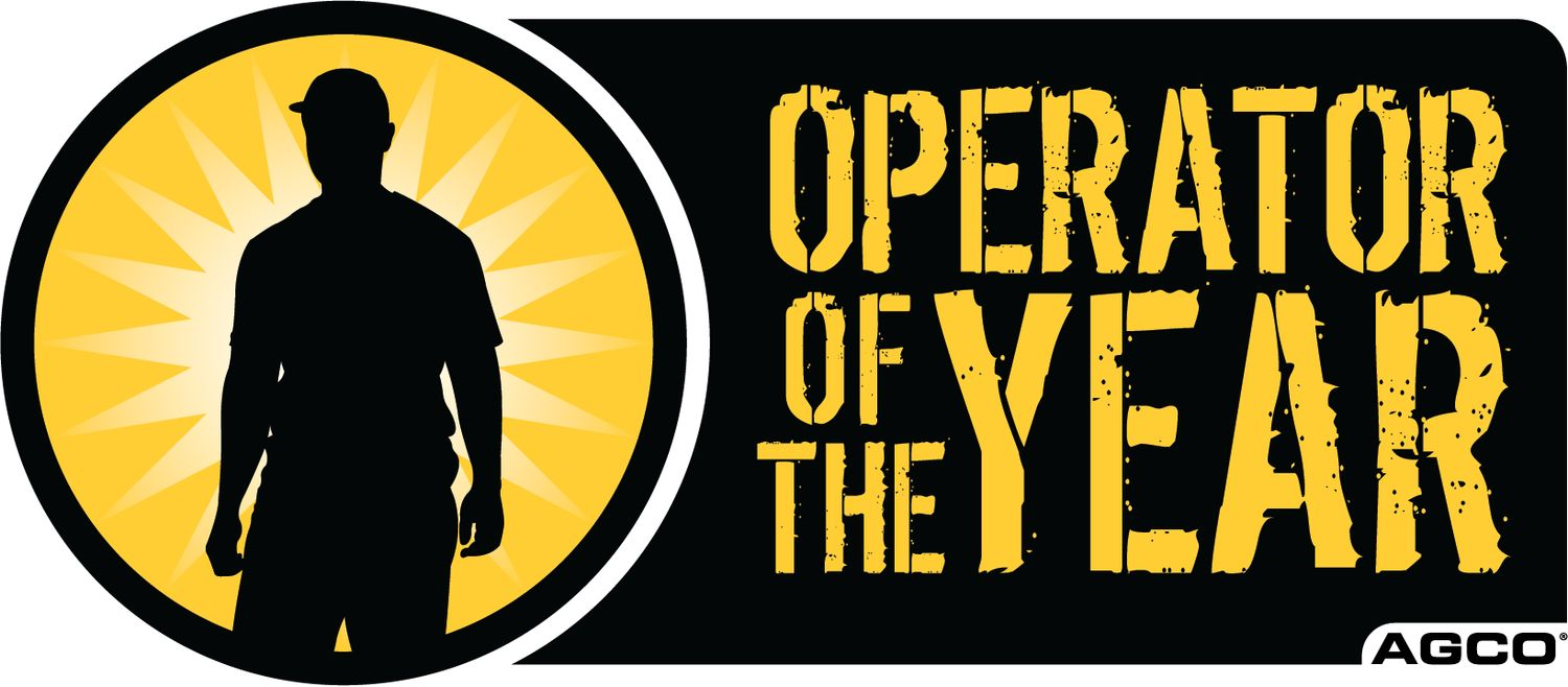 AGCO Announces Three Finalists for 14th Annual Operator of the Year