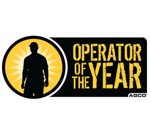 AGCO Announces Finalists for 13th Annual Operator of the Year
