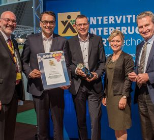 Fendt wins Gold at INTERVITIS INTERFRUCTA HORTITECHNICA 2018