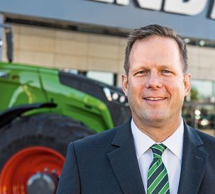 Rob Smith to join the AGCO/Fendt Supervisory Board