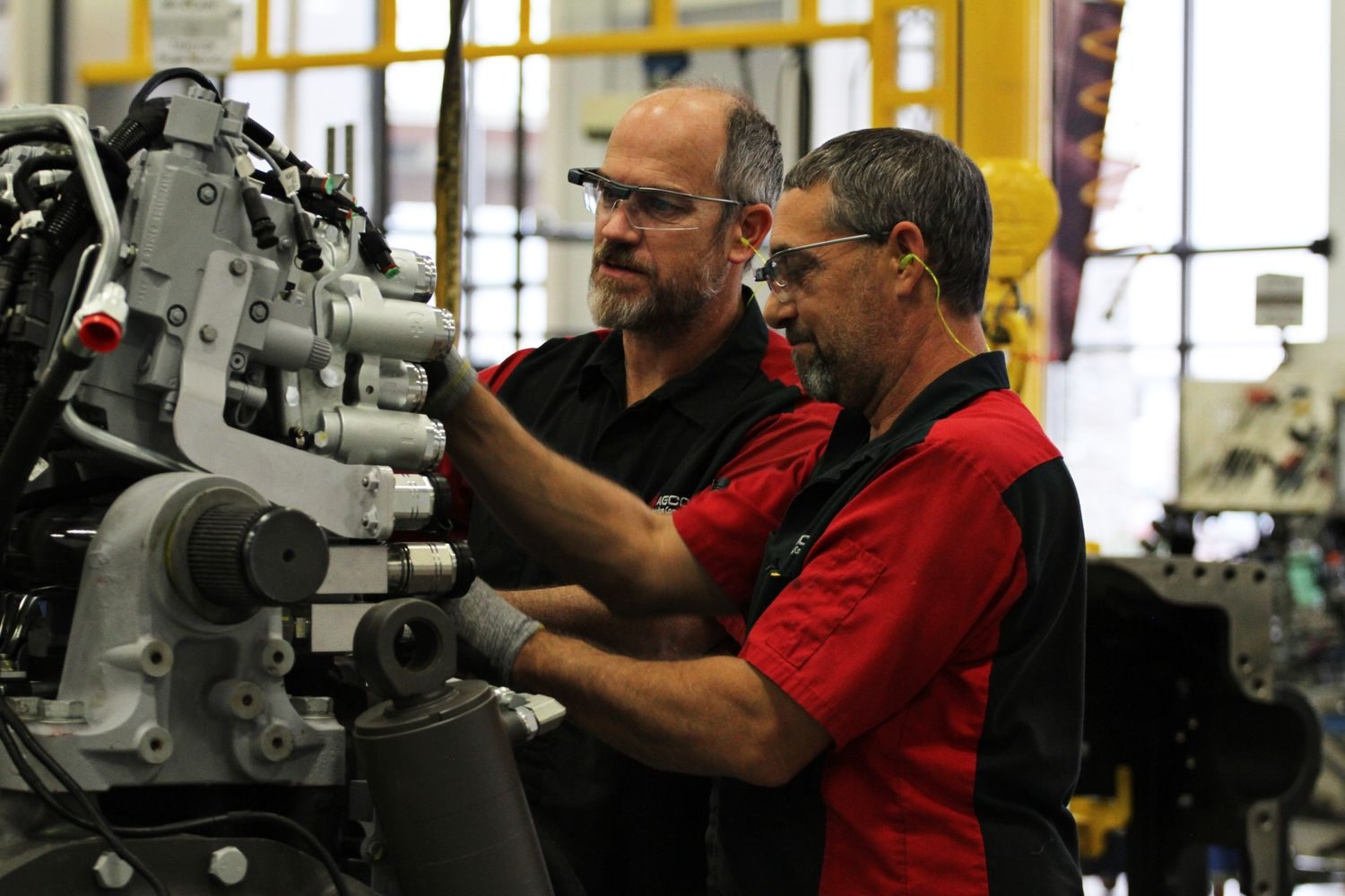 AGCO's Jackson Operations Manufacturing Center Named 2017 IndustryWeek Best Plants Winner
