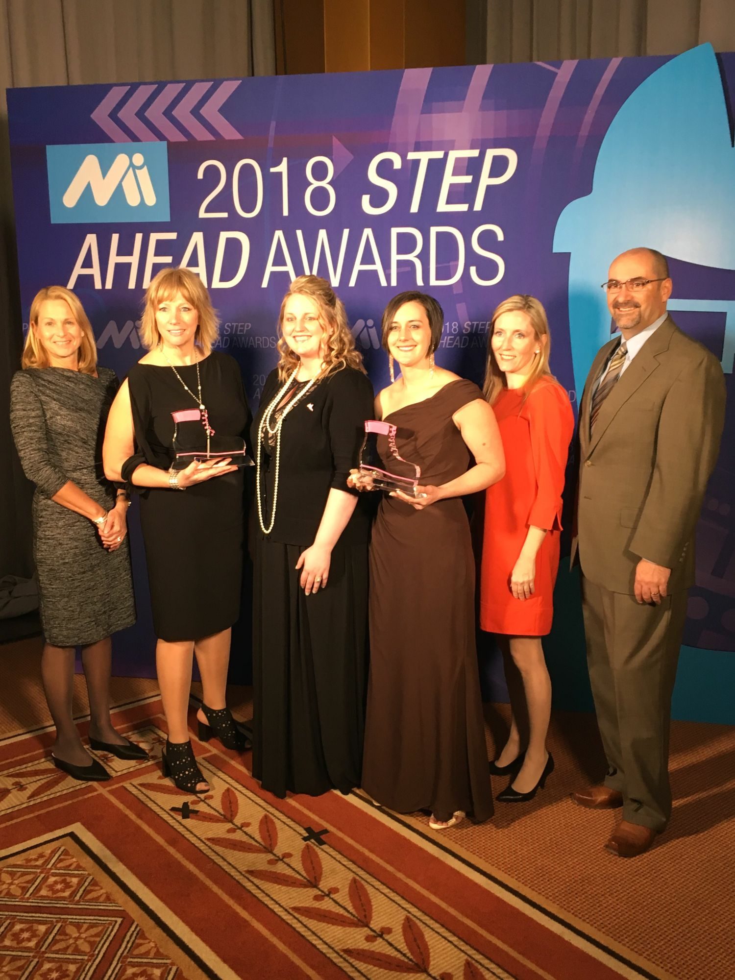 Three AGCO Employees Named Women In Manufacturing's STEP Ahead Award Winners