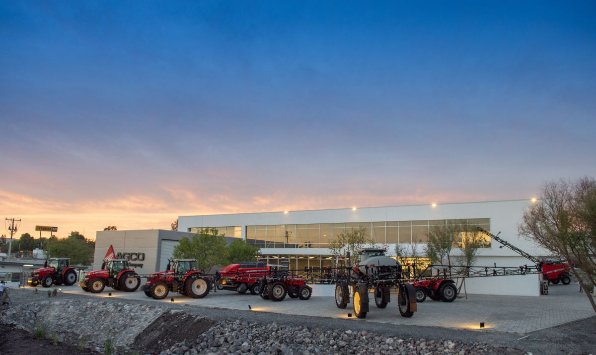AGCO Mexico Opens a New Plant in Mexico
