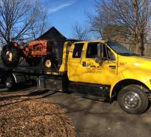 McDaniel Park Tractor Dedication 5