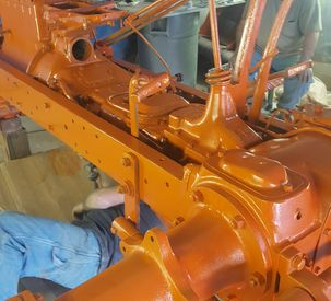 McDaniel Park Tractor Dedication 4