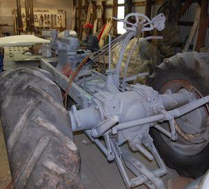 McDaniel Park Tractor Dedication 3