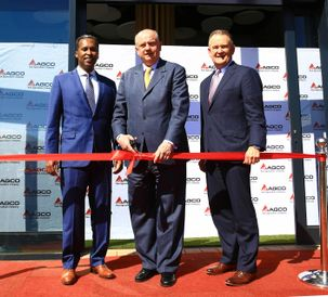 CEO opens AGCO Africa HQ in Johannesburg