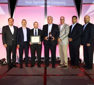 AGCO 2018 Supplier Day Award Ceremony_Comer Industries 2018 Partner of the Year