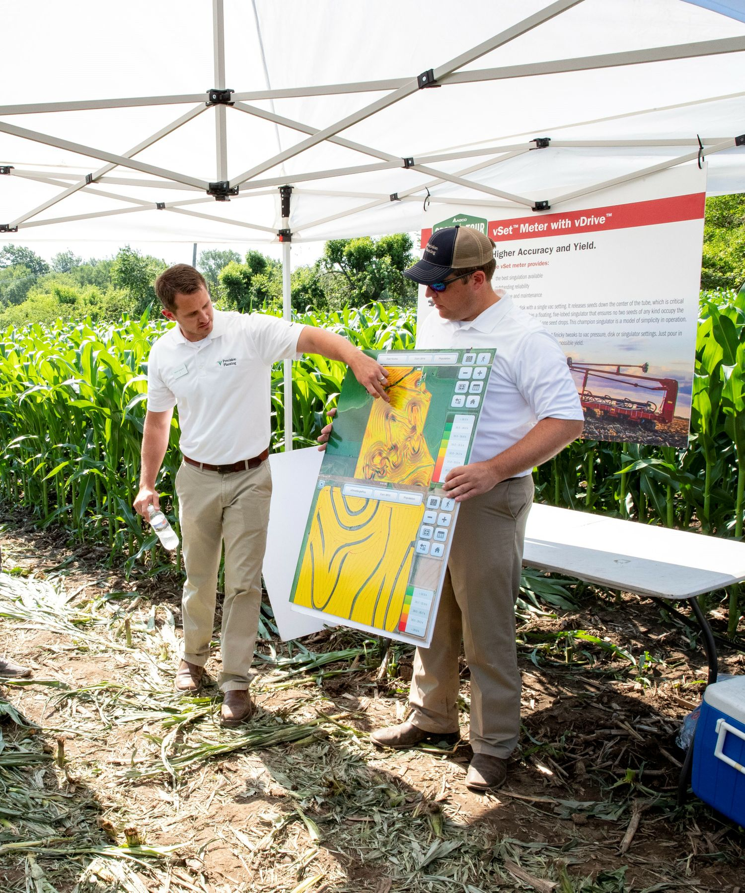 AGCO Crop Tour 2018 Shows Impact of Planting Practices and Planting Technology on Corn Emergence and Yield