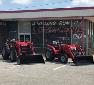 New 2018 Massey Ferguson Dealer Long Lewis Truck and Tractor