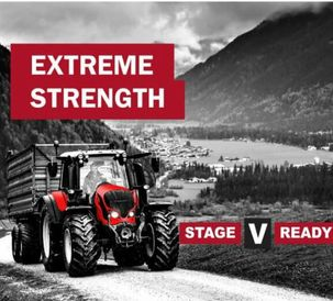 AGCO Power is Stage V Ready