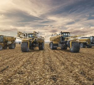AGCO will Debut New TerraGator C Series from Challenger at MAGIE 2018