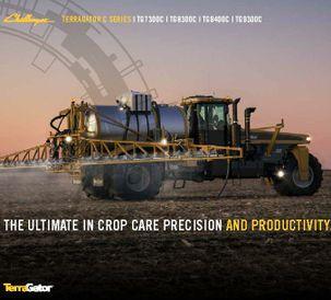 AGCO TerraGator C Series Brochure 2018