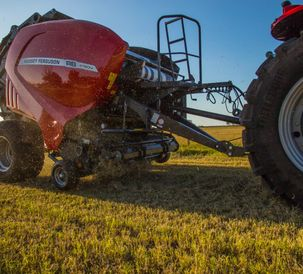 Massey Ferguson Introduces the RB Series Silage Baler at Farm Progress Show 2018