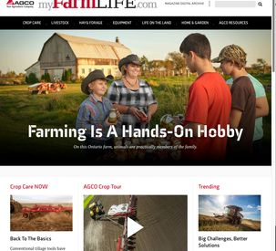 Red Barn Media Group and AGCO Corporation Win 14 Awards at Ag Media Summit