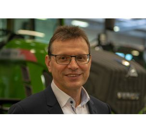 Walter Wagner announced as Vice President of Engineering for Fendt Tractors