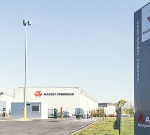 AGCO Further expands its centre of Excellence