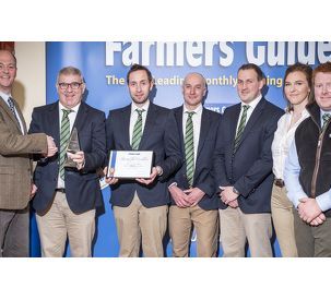 Fendt IDEAL Combine wins Farmers Guide 'Awards for Excellence' 2018