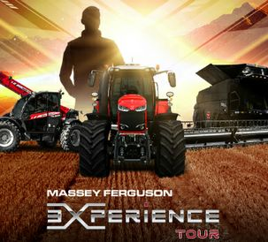 Massey Ferguson's MF eXperience tour puts European customers behind the wheel