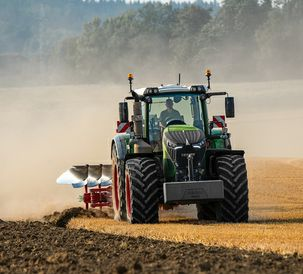 The new Fendt 900 Vario – Ready for more.